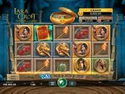 Lara Croft: Temples and Tombs Slots